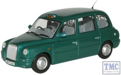 Tx4 Taxi In Metallic Gold 1:43 Scale Diecast Model From Oxford Diecast Tx4002