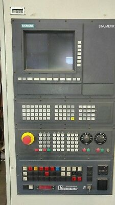 Siemens CNC with Bosch Motors and drives