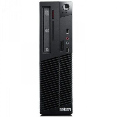 Lenovo ThinkCentre M73 SFF i5-4430 4x3,0GHz 500GB DVD-RW USB3.0 WIN10