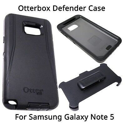 New OEM Otterbox Defender Series Case for the Samsung Galaxy Note 5 with Holster