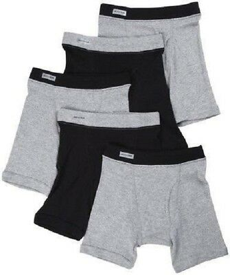 Fruit of the Loom Boys Boxer Briefs Covered Waistband (5pk or 8pk)