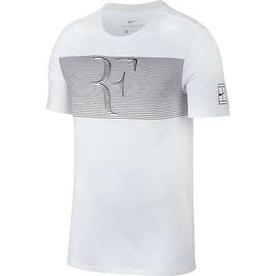 Nike Court RF Men's T-Shirt - White - L