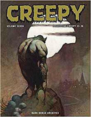 Creepy Archives Volume 7, Various, Excellent Book