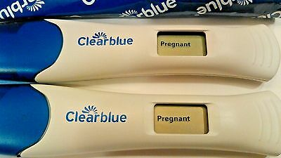 WORKING Prank Clearblue DIGITAL Pregnancy Tests will always turn positive Party
