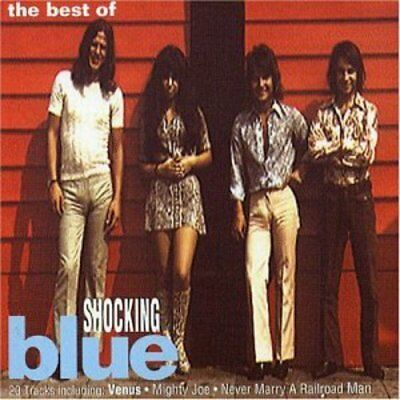 Shocking Blue - Best Of Shocking Blue [CD]