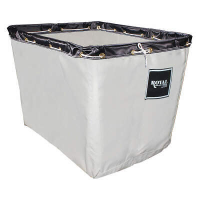 ROYAL BASKET TRUCK Replacement Liner,6 Bu,Canvas, G06-CCX-LNN