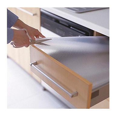 IKEA VARIERA Non-Slip Kitchen Drawer/Cupboard Liner Mat (150x50cm)
