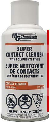 MG Chemicals Super Contact Cleaner with PPE, 4.5 oz Aerosol