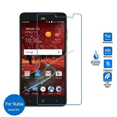 HD Premium Tempered Glass Screen Protector for ZTE Grand X4