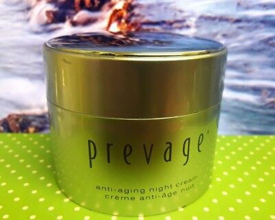 Elizabeth Arden Prevage Anti Aging Night Cream 1.7 oz NWOB #PV2