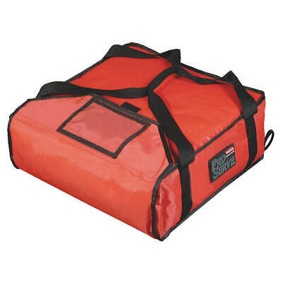 RUBBERMAID COMMERCIAL PRODUCTS Nylon Insulated Bag,18 x 18 x 5, FG9F3500RED, Red