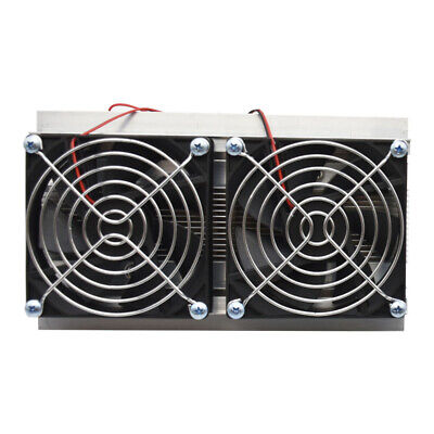 Thermoelectric Refrigeration Cooling System Kit Semiconductor Cooler Large U1R9