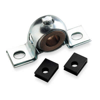 "DAYTON Pillow Block Bearing,Sleeve,3/4"" Bore, 2X530"