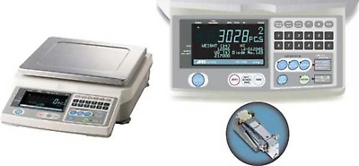 A&D FC-20Ki FCi Series Counting Scale -High Resolution
