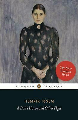 A Doll's House and Other Plays by Henrik Ibsen (English) Paperback Book Free Shi