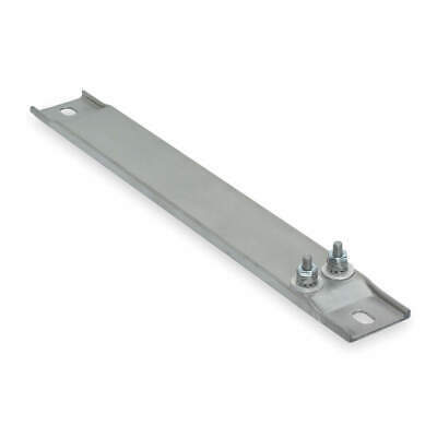 TEMPCO Seamless Stainless Steel Strip Heater,240V,6 In. L,1200 Deg F, CSH00166
