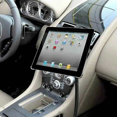 """Car Floor Seat Gooseneck Mount Holder Supports for iPad 7""""-10.1"""" Tablet  PC"""