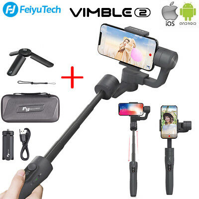 Feiyu Vimble 2 3-Axis Handheld Extensible Gimbal Video Stabilizer for Smartphone