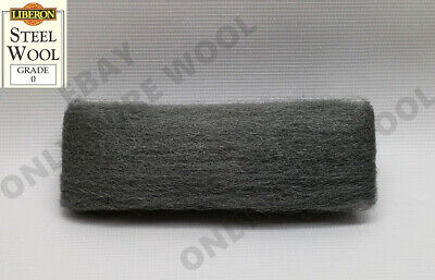2 Metres Liberon Fine Grade 0 Steel Wire Wool SAME DAY DISPATCH*