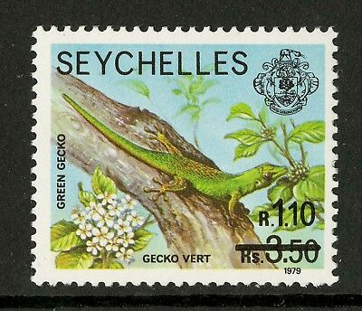 Seychelles  1979  Scott # 446  Mint Never Hinged Set