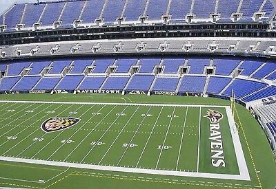 Baltimore Ravens vs Cleveland Browns 12/30/2018 x 2 Tickets Section 523