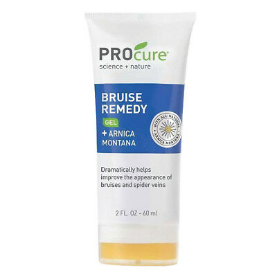 PROcure Bruise Remedy Gel - Fades Unsightly Bruises and Spider Veins