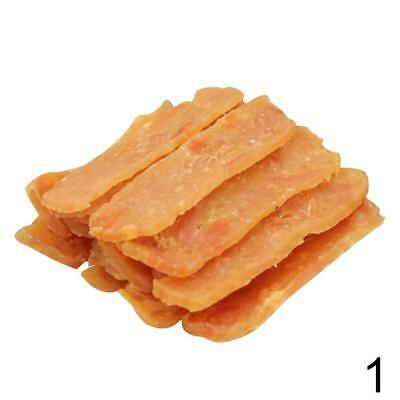 Snacks for dog  Dried meat strips flavour Healthy Natural Treats Chews HOT