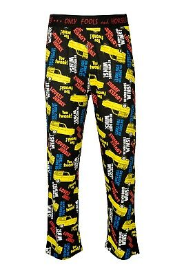 Only Fools and Horses Official Long Lounge Pants - back in stock