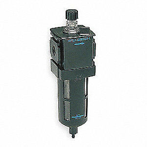 WILKERSON Air Line Lubricator,3/8In,90 cfm,150 psi, L18-03-KK00