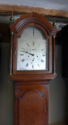 George III 8 Day Longcase Clock