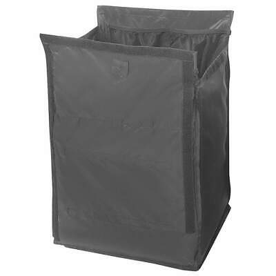RUBBERMAID COMMERC Polyester/Polypropylene Liner,Black,Polyester, 1902702, Black