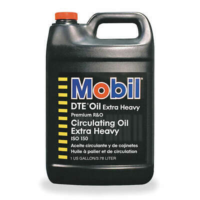 Mobil DTE Extra Heavy, ISO 150, 1 gal, 100760