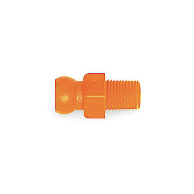 LOC-LINE Connector,1/8 In,Pk4, 41405