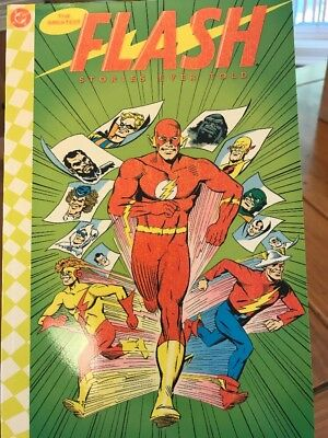 FLASH The Greatest Flash Stories Ever Told Vol 6 Graphic Novel 1991