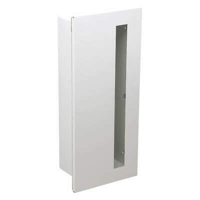 Bestcare Fire Extinguisher Cabinet, Semi Recessed WH1724
