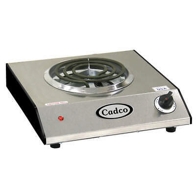 CADCO Single Hot Plate,1100 Watts, BRC-S1N