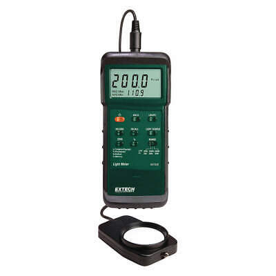 EXTECH Heavy Duty Light Meter, 407026