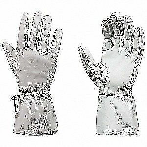 TURTLESKIN Cut Resistant Gloves,Gr,Uncoated,XL,PR, CPL-36A, Gray