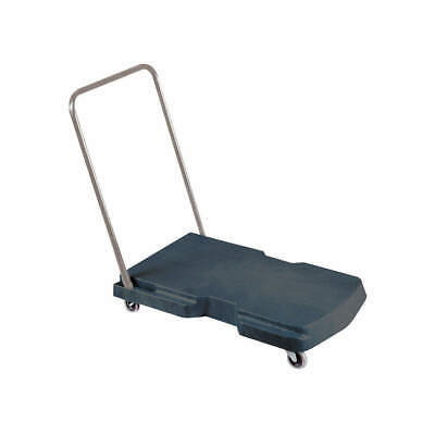 RUBBERMAID COMMERCIAL PRODUCTS Trolley/Dolly,250 lb., FG440000BLA, Black