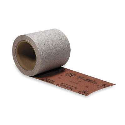 "NORTON Abrasive Roll,2-3/4""Wx135 ft. L,220G,Tan, 66261131686, Tan"