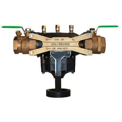 ZURN WILKINS Reduced Pressure Zone Backflow Preventer, 2-375XL