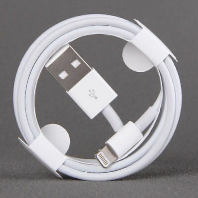 1 PACK OEM Lightning USB CHARGER CABLE For ORIGINAL Apple iPhone X 8 7 6 5 (3FT)