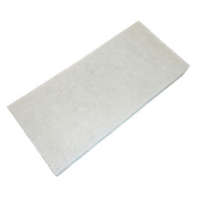 """UNGER Scrub Pad,Polyester,9-3/4""""L, OPS20, White"""