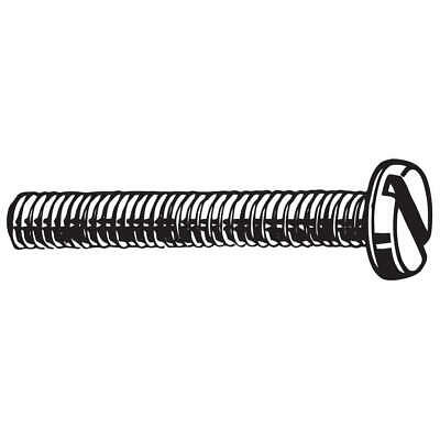 FABORY A2 Stainless Steel Machine Screw,A2 SS,PK100, M51140.060.0016