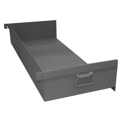 GRAINGER APPROVED Service Cart Tray,250 lb.,Gray,Steel, TR-1502-95