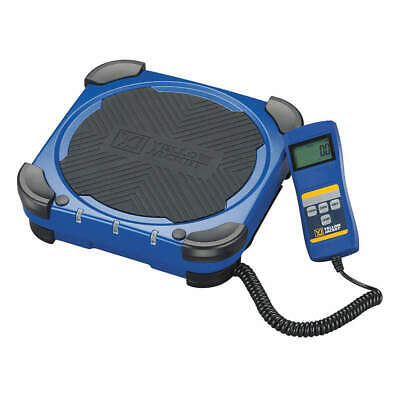 YELLOW JACKET Refrigerant Charging Scale,220 lb., 68862