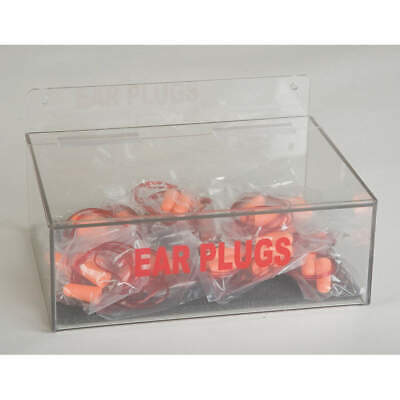 GRAINGER APPROVED Ear Plug Dispenser, 3TCN6