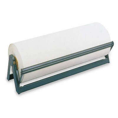 GRAINGER APPROVED Steel Paper Dispenser with Cutter, 5A129