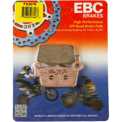 EBC Brakes NEW Mx Kawasaki Suzuki TM Yamaha Sintered Rear Motocross Brake Pads