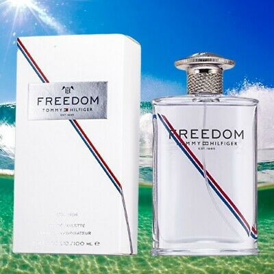 FREEDOM SPORT BY Tommy Hilfiger 3.4 oz EDT Cologne Spray for